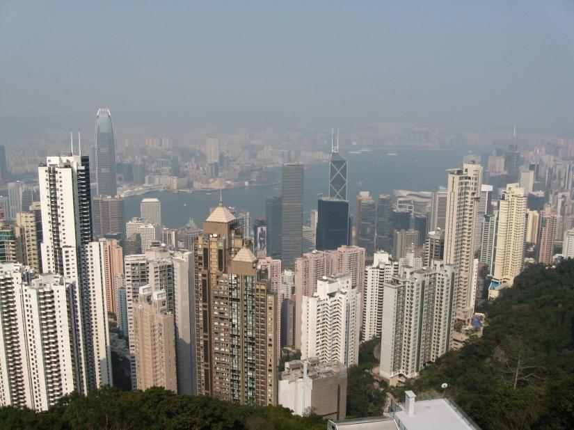 The Peak, Hong Kong